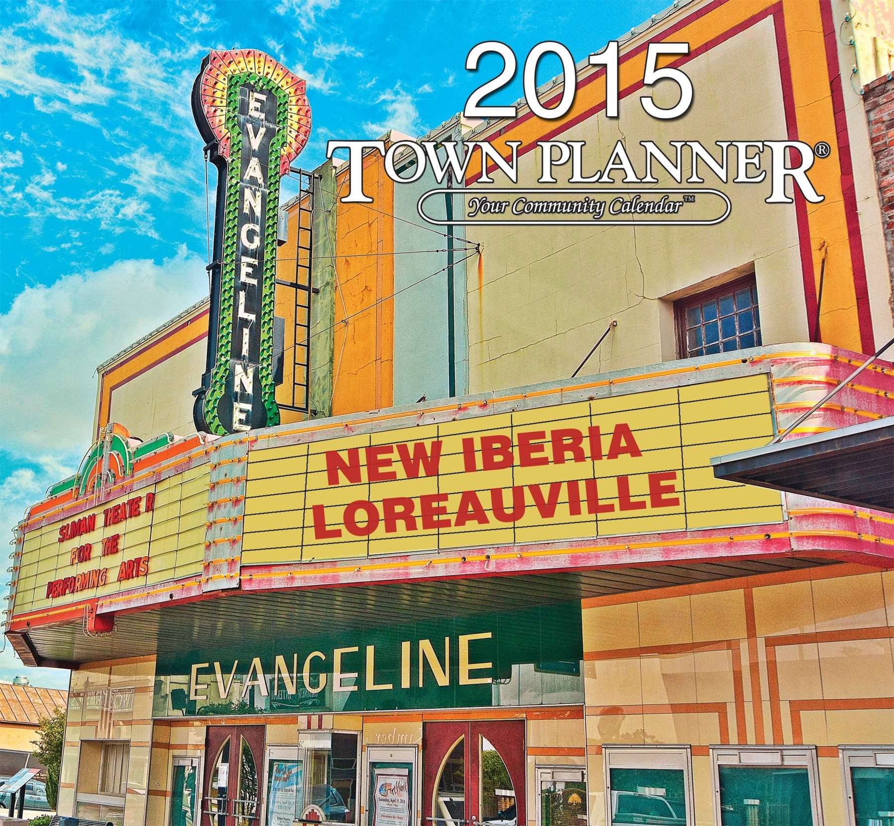 New Iberia/Loreauville Edition Calendar Cover - Photo by Kevin Ste Marie