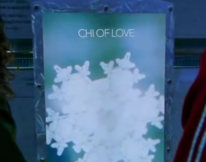 Dr Emoto's research photo after intent of The Chi of Love was expressed.